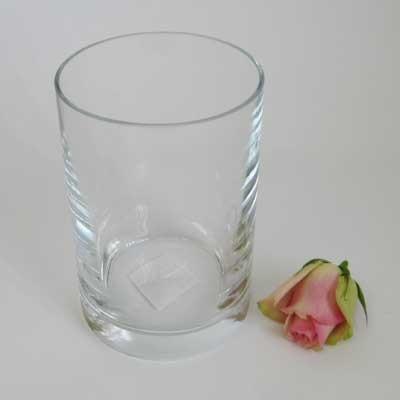zylinder glas glasvase vase glaszylinder klar h 20cm d 15cm floristik basteln gef e glas. Black Bedroom Furniture Sets. Home Design Ideas