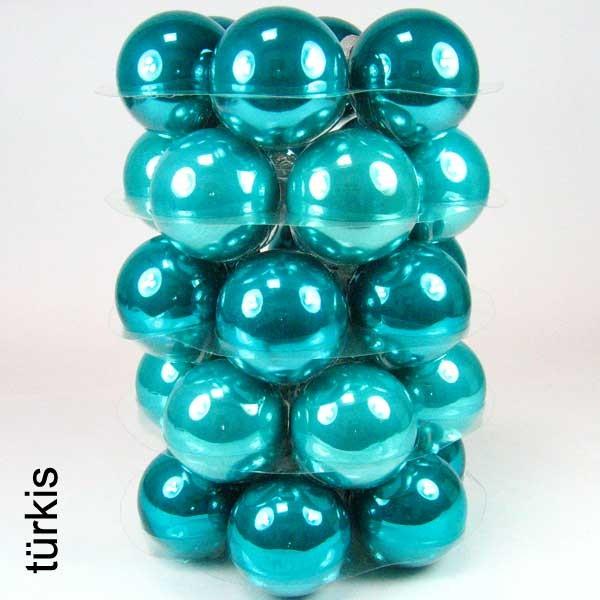 Christbaumkugeln Türkis Glas.Details Zu Christbaumkugeln Glas Weihnachtskugeln Kugeln 57mm 5 7cm 30 Stück