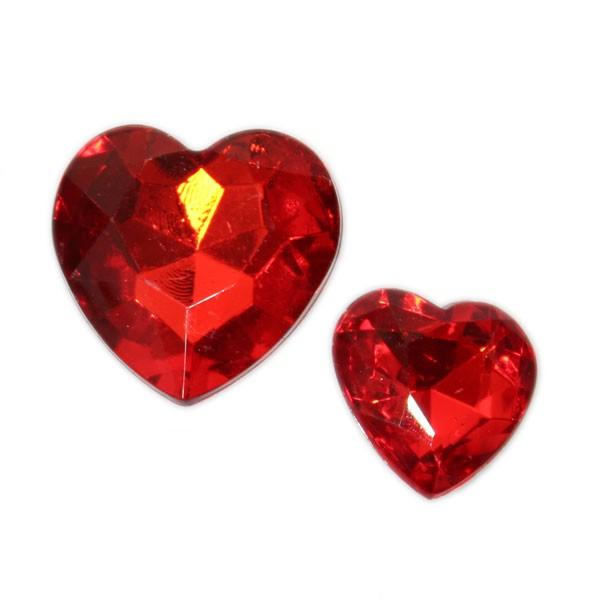 120 deko diamanten acryl herz d2cm 2 7cm streuherzen tischdeko hochzeit feier ebay. Black Bedroom Furniture Sets. Home Design Ideas
