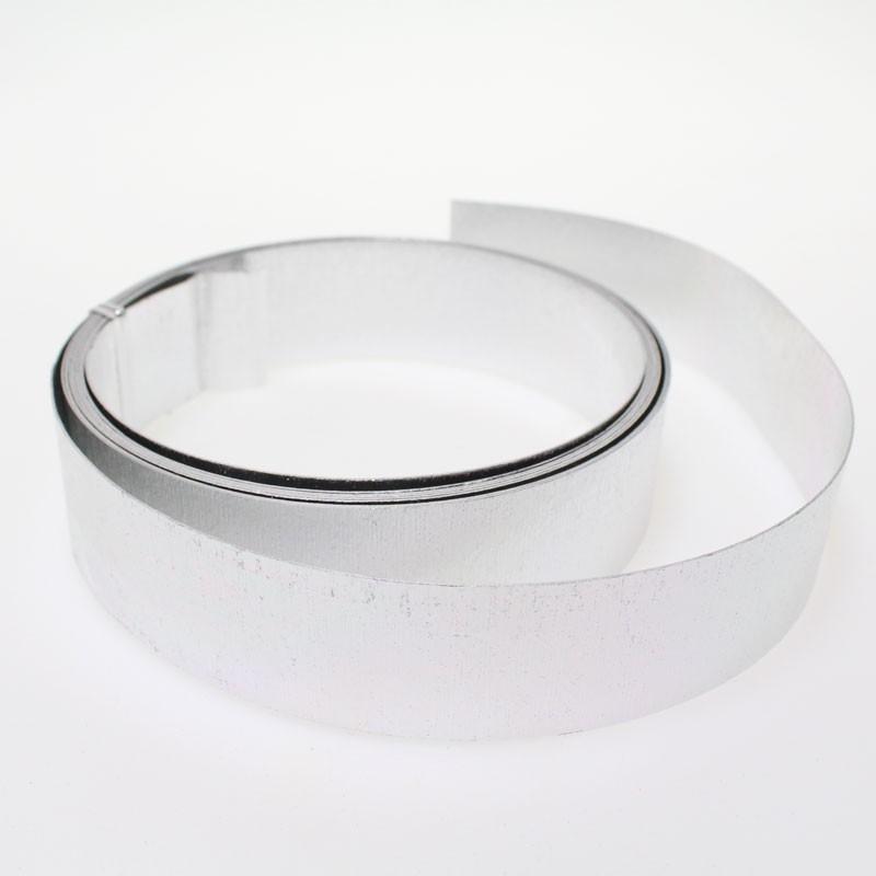 4,18€/1m) Aludraht Flachdraht Aluminium Draht geprägt 30mm x 3m   eBay