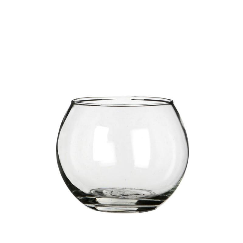 windlicht glas klar kugel h 10cm d 12cm floristik basteln gef e glas. Black Bedroom Furniture Sets. Home Design Ideas
