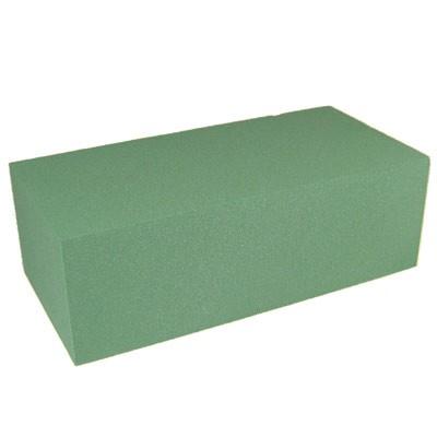 1 ziegel steckschaum steckmoos steckmasse na frisch f r. Black Bedroom Furniture Sets. Home Design Ideas