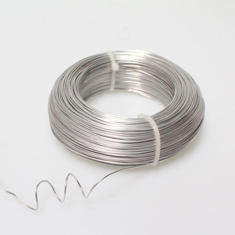 aluminiumdraht aludraht alu draht 1mm x 120m silber 250g. Black Bedroom Furniture Sets. Home Design Ideas